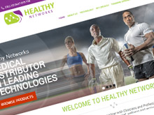 healthy-networks-cms-website-design-sydney