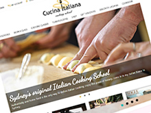 cucina-italianay-ecommerce-cms-website-development