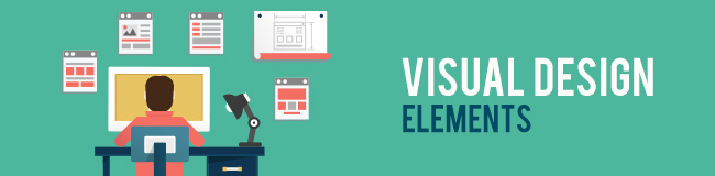 visual design elements quikclicks