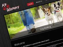 k9-walkers-cms-website-design-sydney