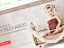 my-peekaboo-cms-website-design-sydney