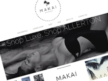 makai-boutique-website-design