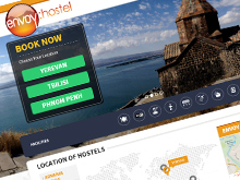 envoy-hostel-cms-website-design