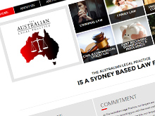 the-australian--legal-practice-cms-website-design