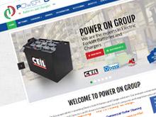 power-on-group-cms-website-design-sydney