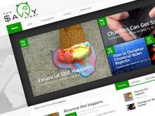 the-savvy-piggy-cms-website-design-sydney