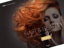 hair-by-dora-website-design
