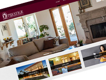 prestige-timber-website-design