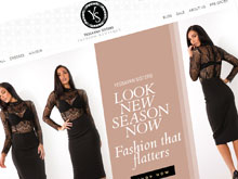 yessayanfashion-website-design
