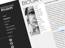 mirjana-psakis-cms-website-design-sydney