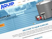aquip-cms-website-design-sydney