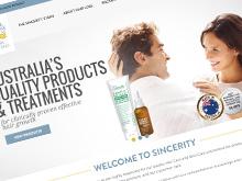 sincerity-website-design