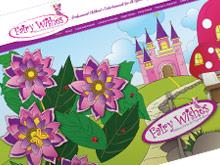fairy-wishes-website-design