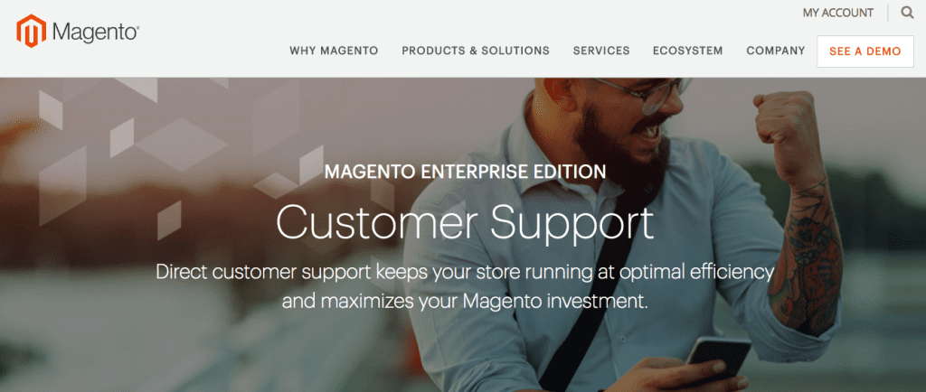 Magento Support - quikclicks