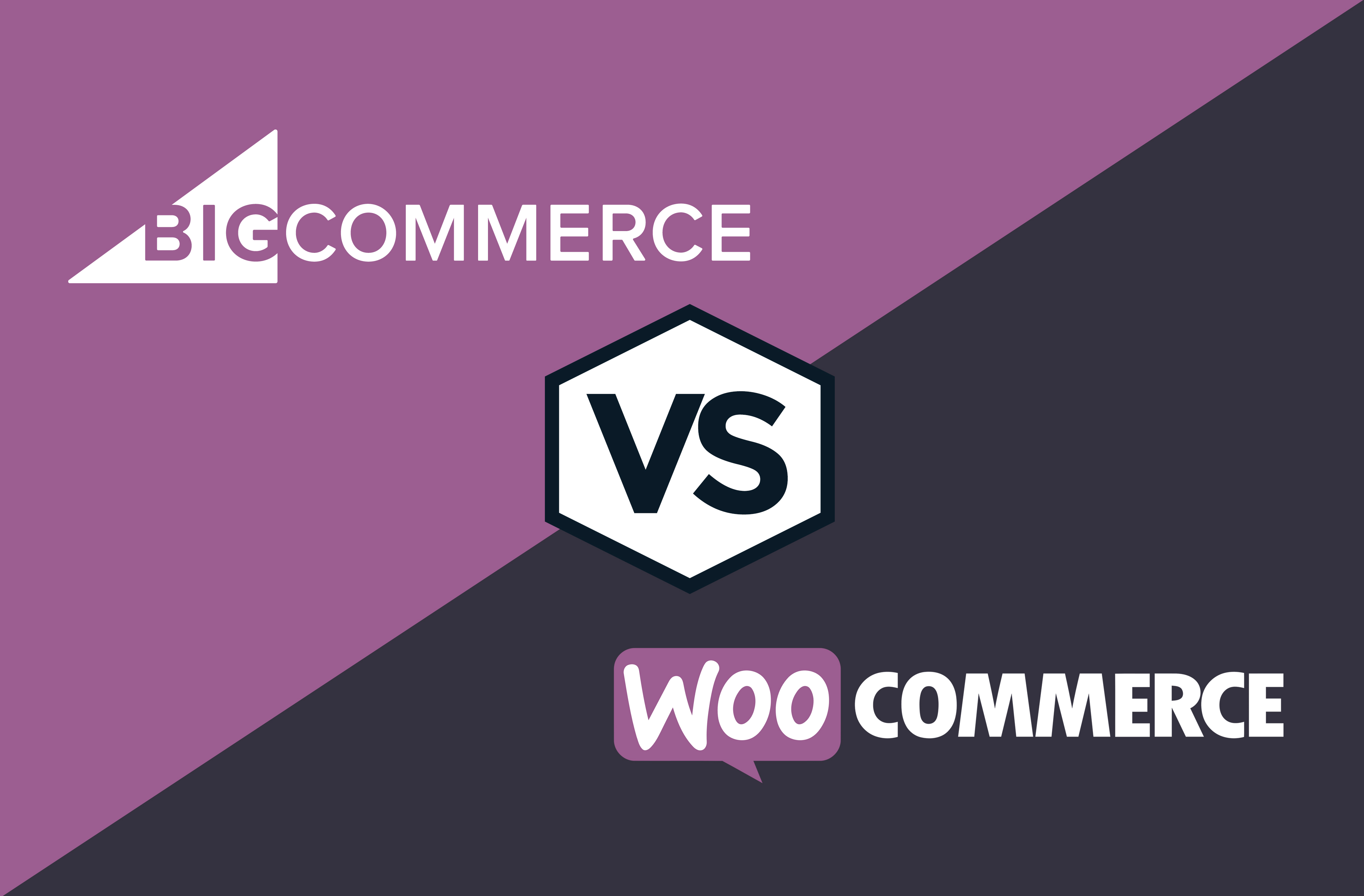 quikclicks - bigcommerce vs woocommerce