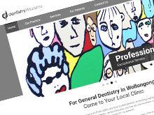 dentistry cms website_01