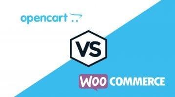 WooCommerce vs OpenCart