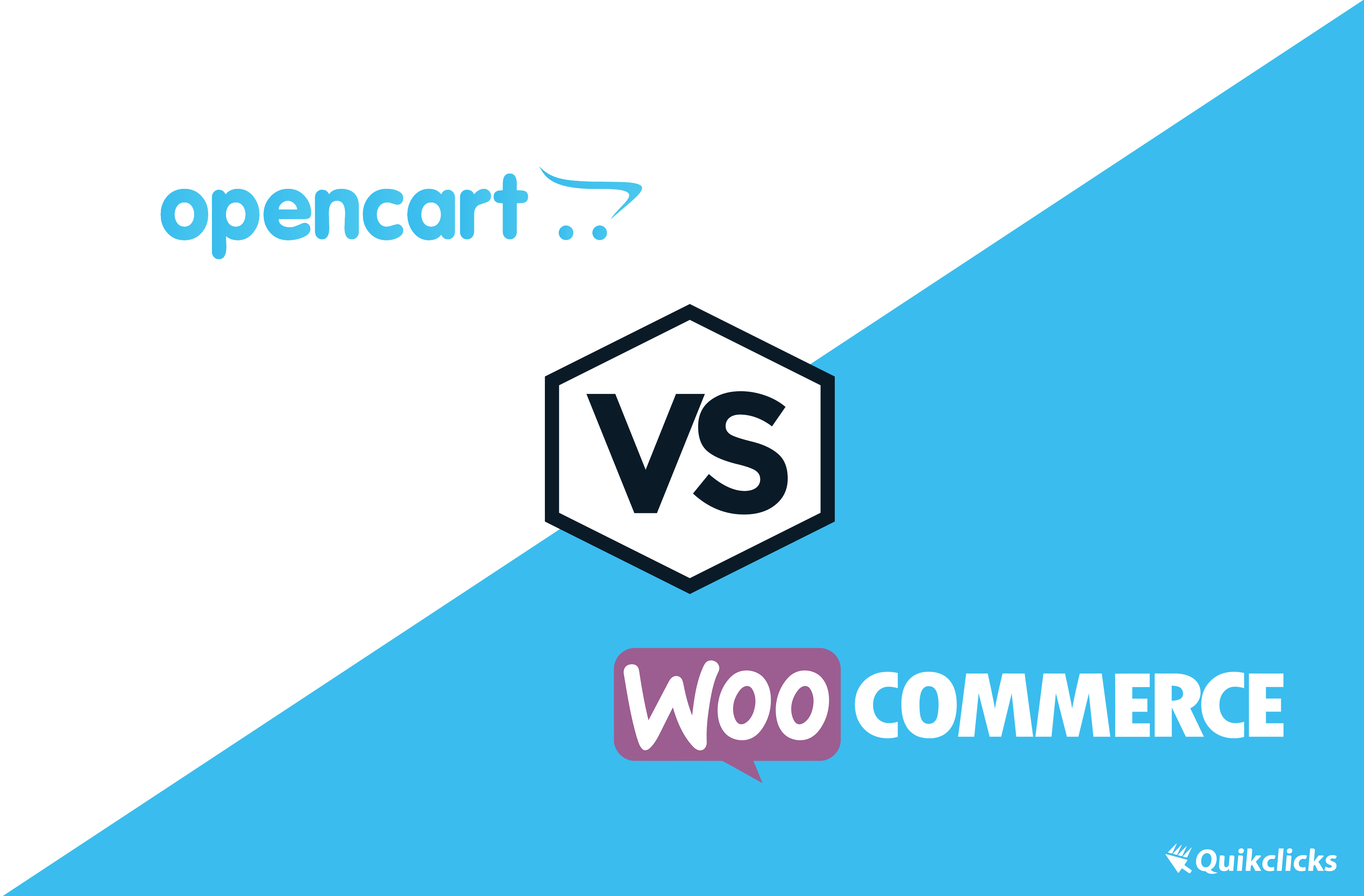 WooCommerce vs OpenCart