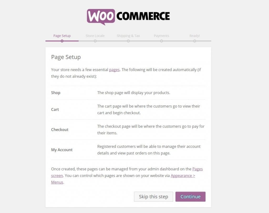 WooCommerce – Ease of Use