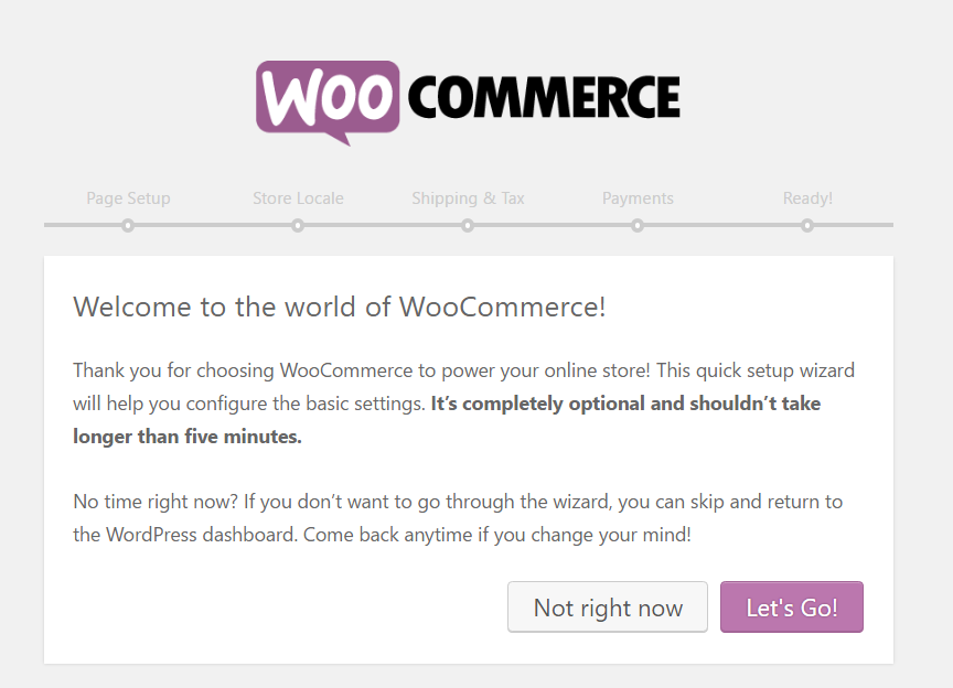 WooCommerce – Ease of Installation & Usage - quikclicks