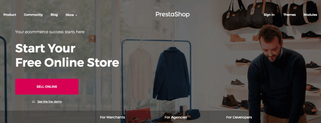 PrestaShop - Pricing