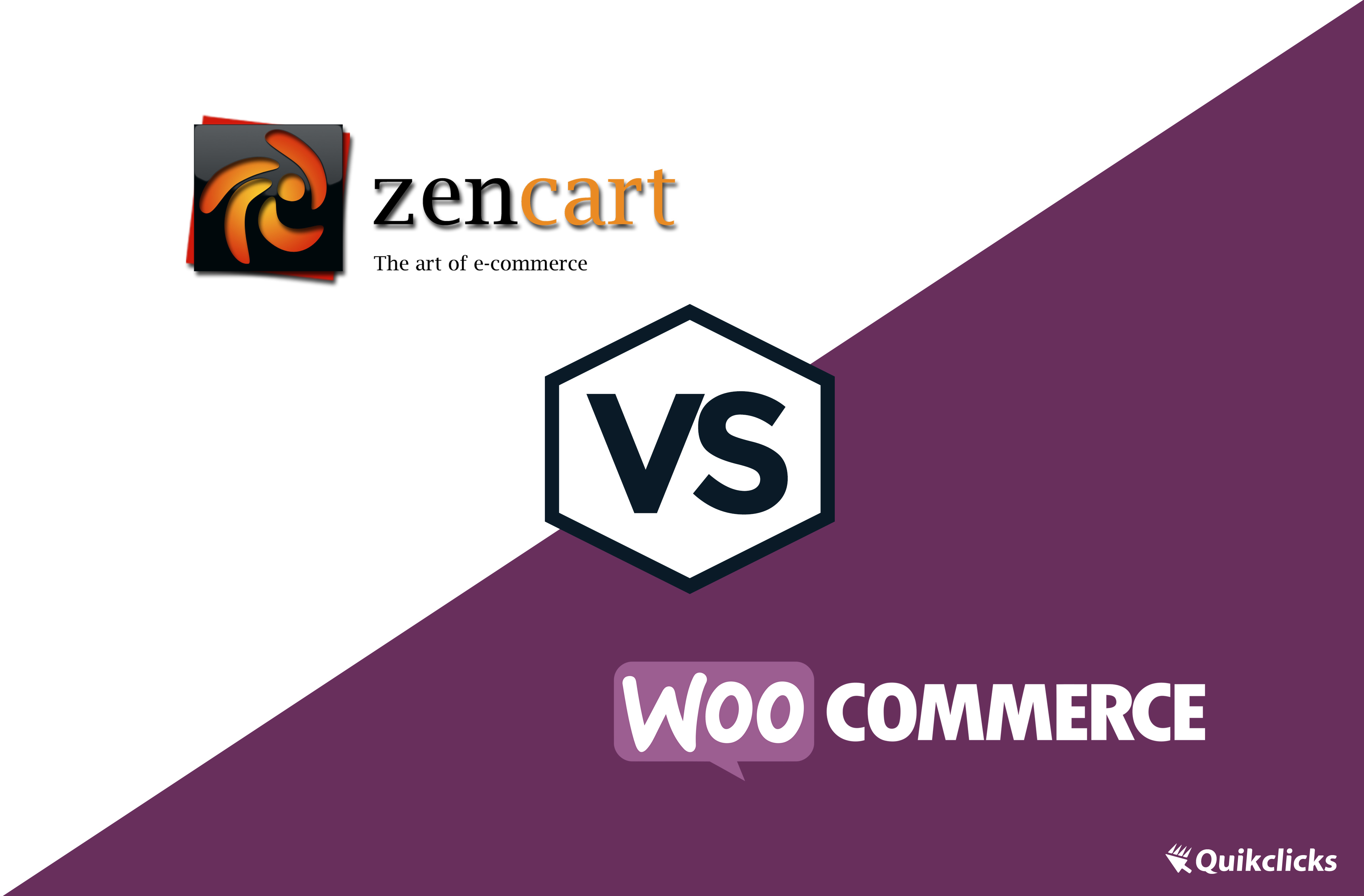 WooCommerce vs Zen Cart