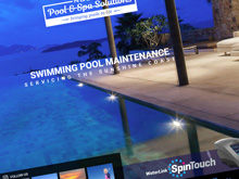 CMS WebDesign Sydney Noosa Pools and Spas