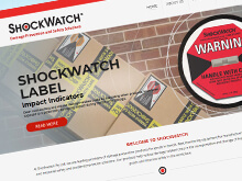 Shockwatch ecommerce website