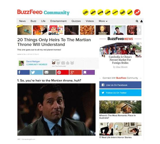 BuzzFeed Community
