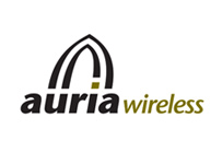 Cheap Logo Design Sydney | Auria Wireless