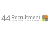 Graphic Logo Design Company | 44 Recruitment