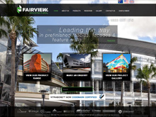 Static Website Design Fairview Architectural