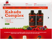 Custom Website Design Sydney | Kakadu Complex