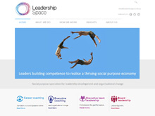 Wordpress development | Leadership Space