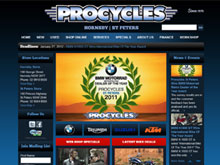 CMS Website Design Sydney | Procycles