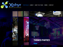 Custom WordPress Design | xphyr