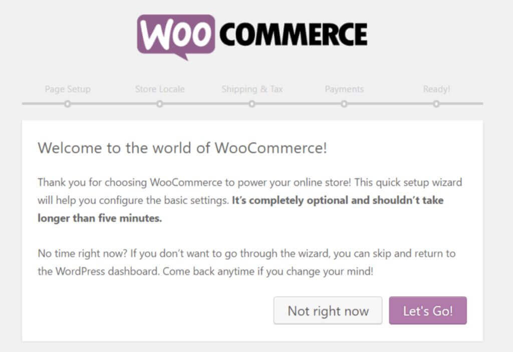 woocommerce ease of use